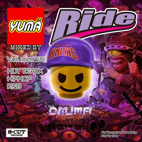 Ride vol.156 / DJ YUMA