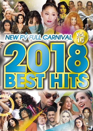 NEW PV FULL CARNIVAL Vol.10 -2018 BEST HIT- / ...