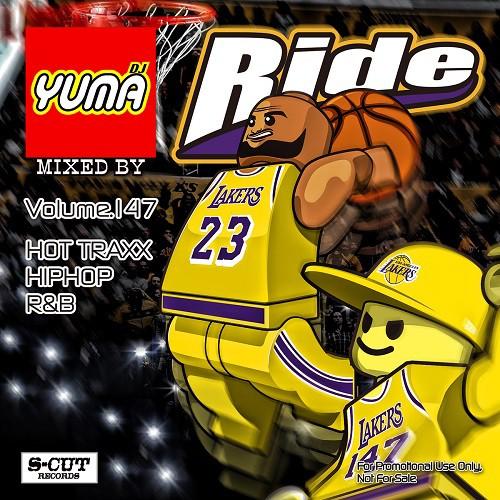 Ride Vol.147 / DJ Yuma