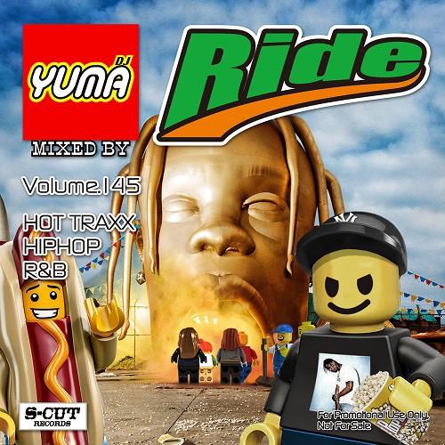 Ride vol.145 / DJ YUMA
