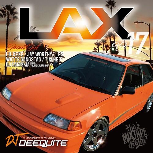 LAX VOL.17 / DJ DEEQUITE