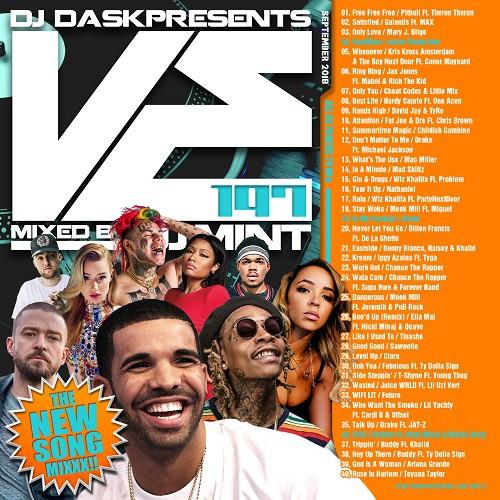 DJ DASK Presents VE197 / DJ Mint