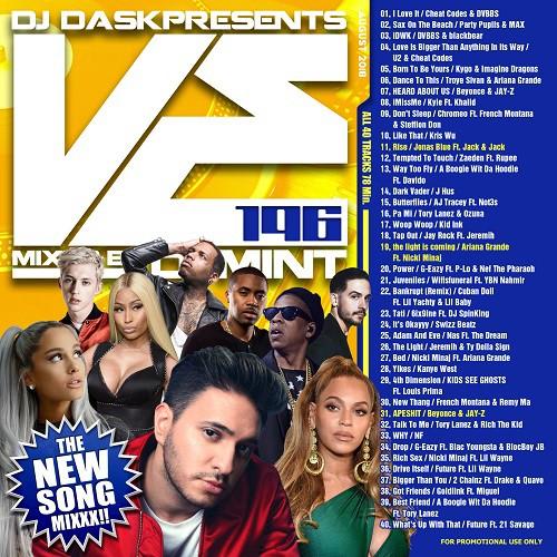 DJ DASK Presents VE196 / DJ Mint