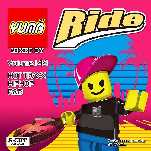 Ride vol.144 / DJ YUMA