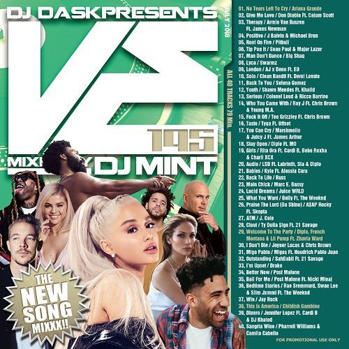 DJ DASK Presents VE195 / DJ Mint