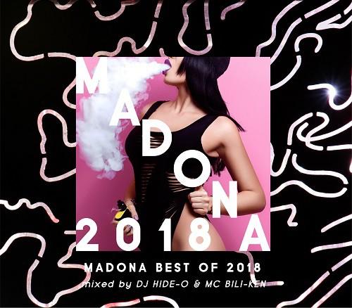 MADONA -BEST OF 2018- / DJ HIDE-O