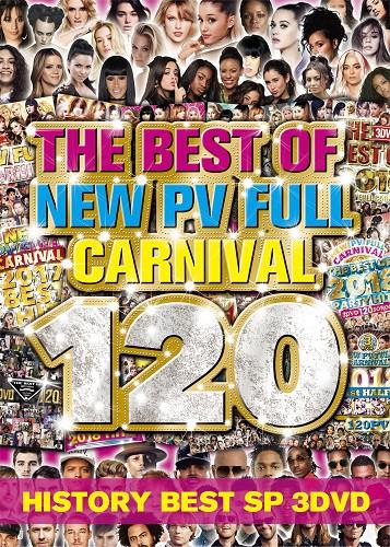 THE BEST OF NEW PV FULL CARNIVAL 120 / V.A