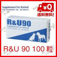R&U 90 100粒 共立製薬 犬猫用 牛越生理学研究所 ...