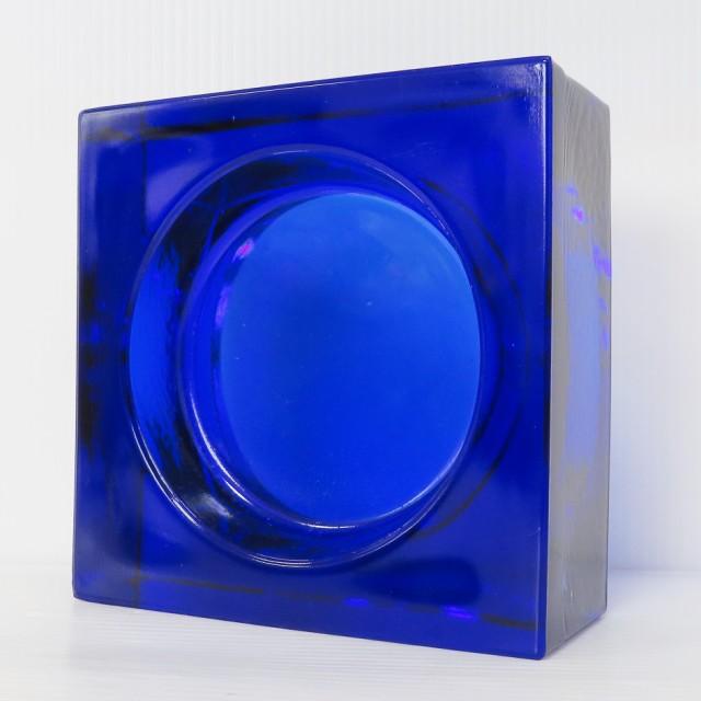 6個セット 送料無料 ガラスブロック 世界で有名な...