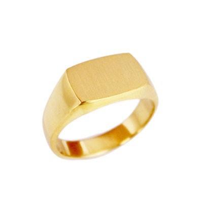 ゴールドリング 鍛造(たんぞう) K18 指輪 ...