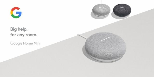 Google Home Mini グーグル ホーム ミニ 二色 チ...