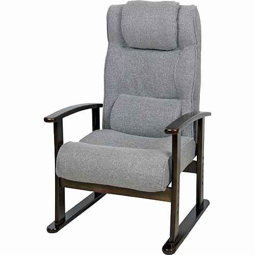 新品 座椅子 送料無料 おしゃれ レバー式 リクラ...