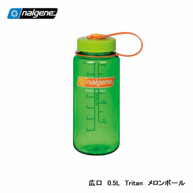 【NALGENE/ナルゲン】 広口 0.5L Tritan メロ...