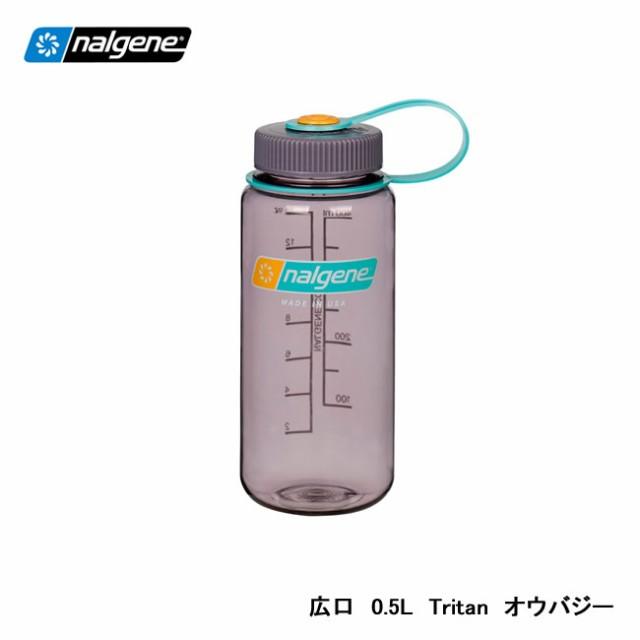 【NALGENE/ナルゲン】 広口 0.5L Tritan オウ...