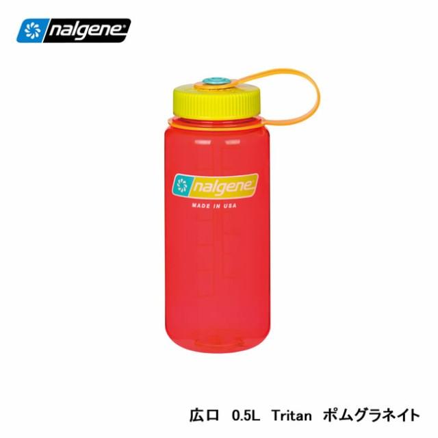 【NALGENE/ナルゲン】 広口 0.5L Tritan ポム...