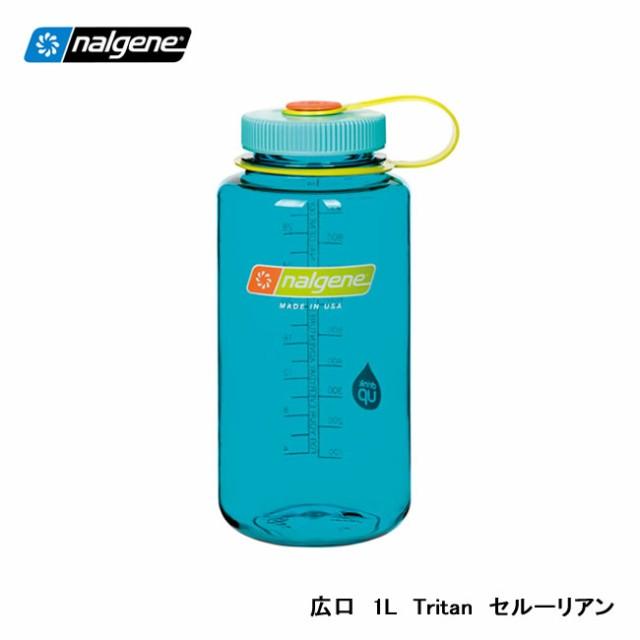 【NALGENE/ナルゲン】 広口 1L Tritan セルー...