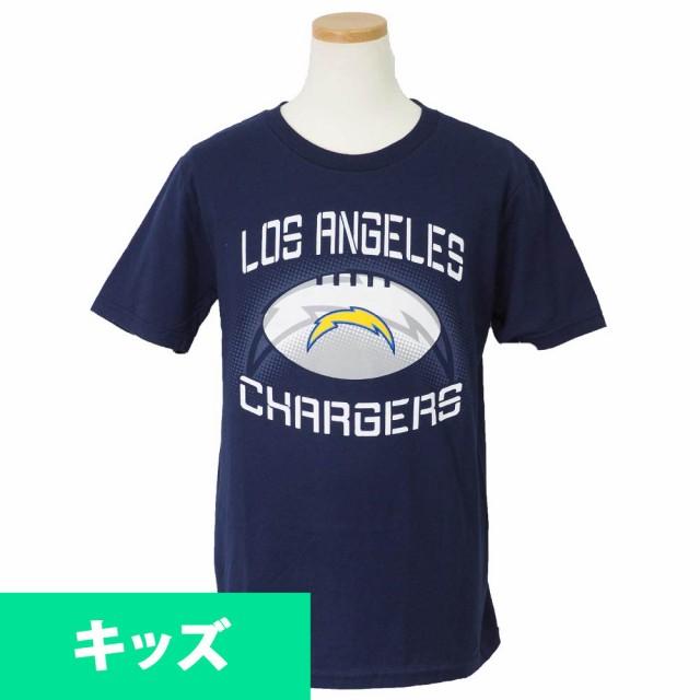 NFL チャージャーズ キッズ Tシャツ 半袖 インフ...