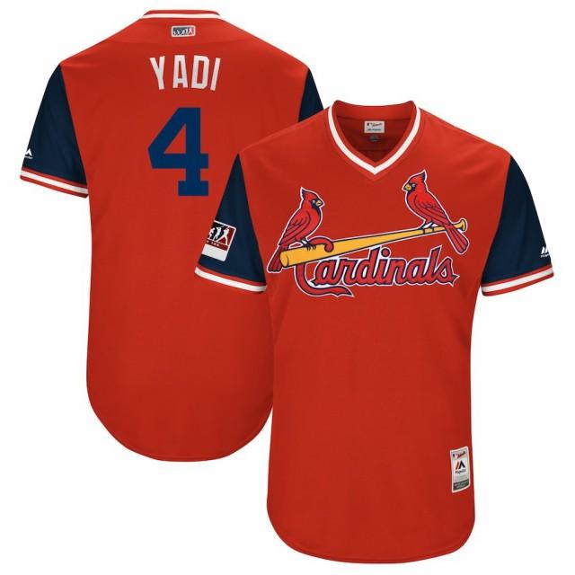 お取り寄せ MLB カージナルス ヤディエル・モリー...