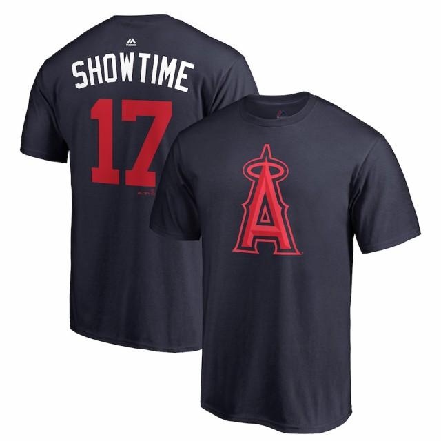 MLB エンゼルス 大谷翔平 Tシャツ 2018 プレーヤ...