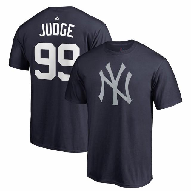 MLB ヤンキース アーロン・ジャッジ Tシャツ 2018...