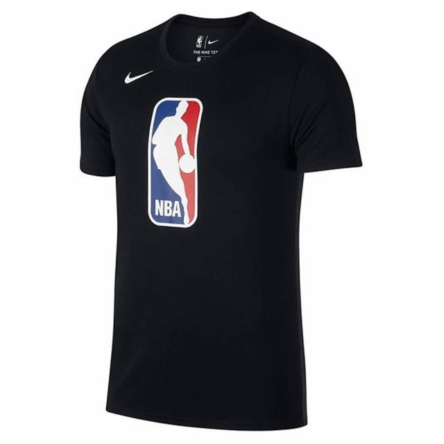 NBA Tシャツ ロゴマン 半袖 ナイキ/Nike ブラック...