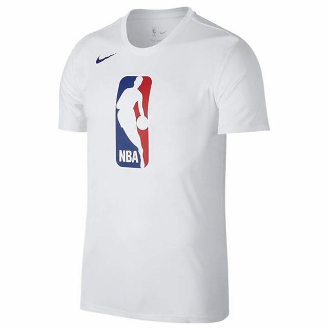 NBA Tシャツ ロゴマン 半袖 ナイキ/Nike ホワイト...