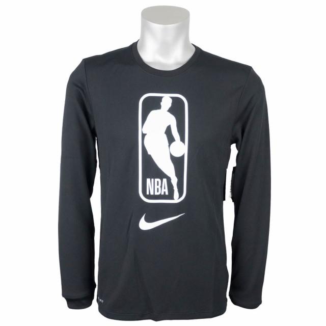 NBA ロングTシャツ ロゴマン 長袖 ナイキ/Nike ブ...
