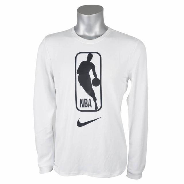NBA ロングTシャツ ロゴマン 長袖 ナイキ/Nike ホ...