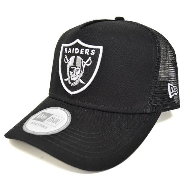 NFL レイダース キャップ/帽子 ブラック ニューエ...