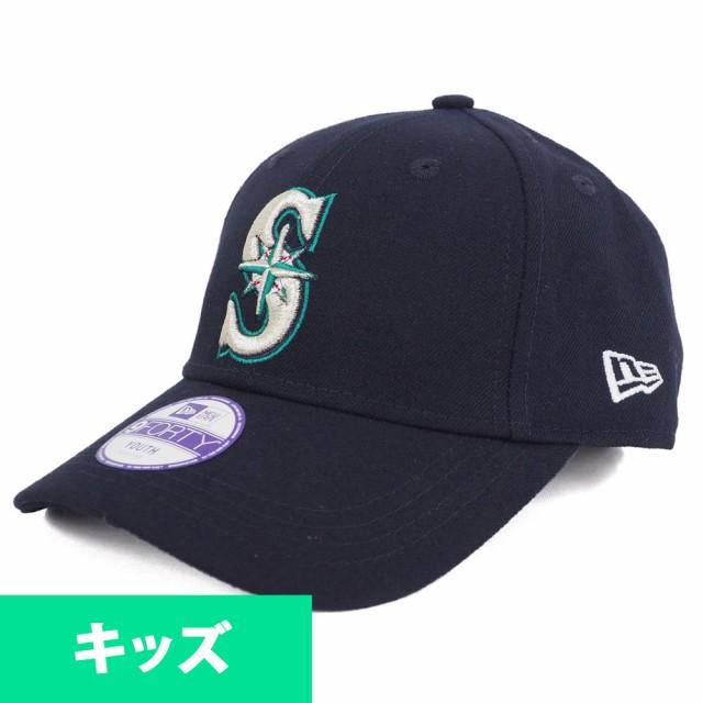 MLB マリナーズ ジュニア ザ・リーグ 9FORTY アジ...
