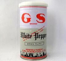 GS ジーエスフード ホワイトペッパー パウダー 40...