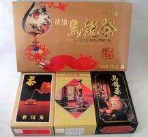 中国茶葉・台湾茶葉100g/箱×3点ギフトセット...