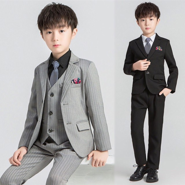 送料無料 フォーマルスーツ 男の子 スーツ キッズ...