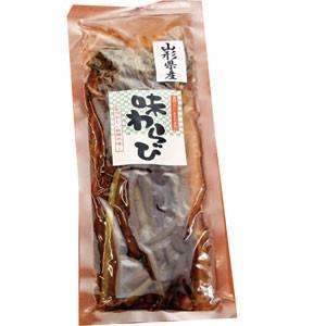 『味わらび』山形産のわらびの醤油漬・140g山の幸...
