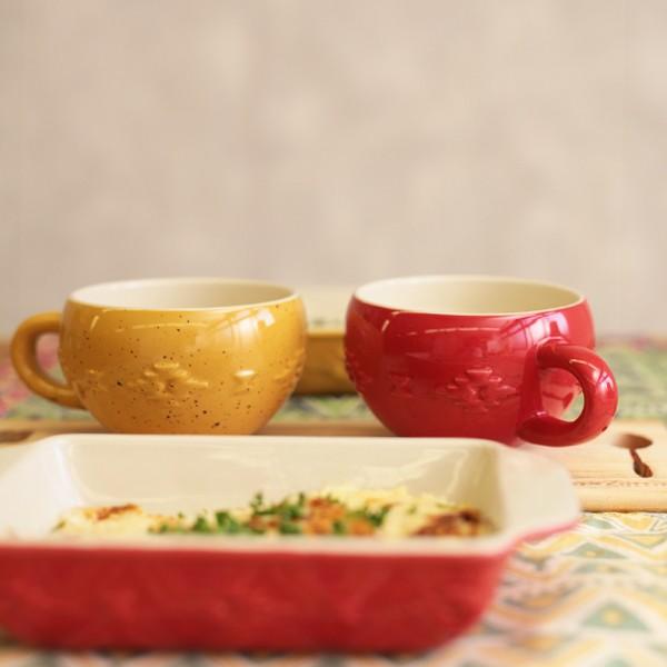 マグカップ スープマグ スープ皿 オーブン可 食器...