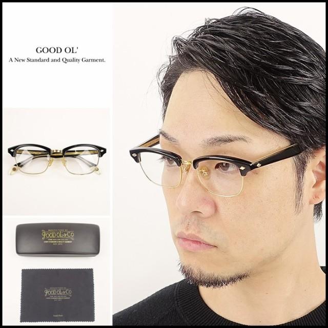 GOOD OL(グッドオル)G-19020 Malcom3 / 眼鏡