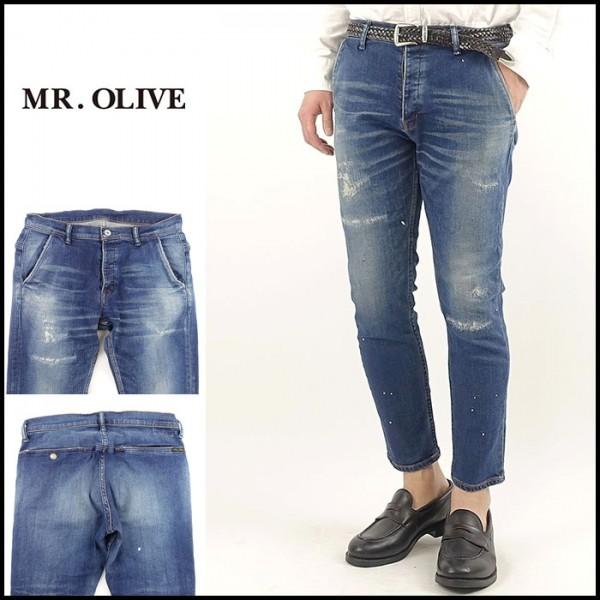 MR.OLIVE(ミスターオリーブ)M-6424 STRETCH AN...