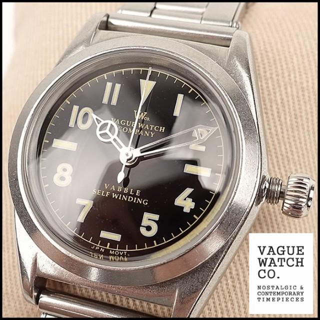 VAGUE WATCH CO.(ヴァーグウォッチカンパニー)V...