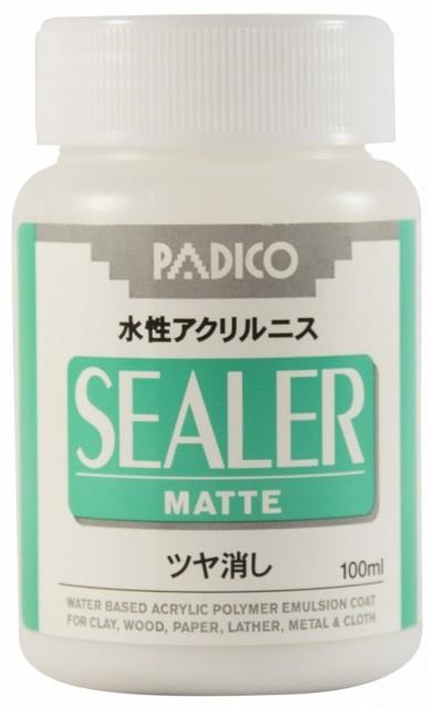 パジコ PADICO シーラー ニス ツヤ消し 303218
