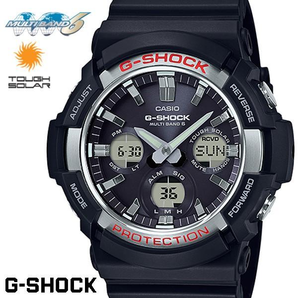 CASIO G-SHOCK 電波ソーラー GAW-100-1AJF Gショ...