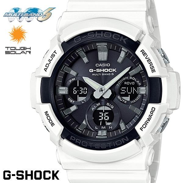 CASIO G-SHOCK 電波ソーラー GAW-100B-7AJF Gショ...