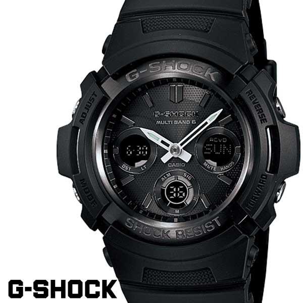 G-SHOCK ジーショック 電波ソーラー 黒 ブラック ...