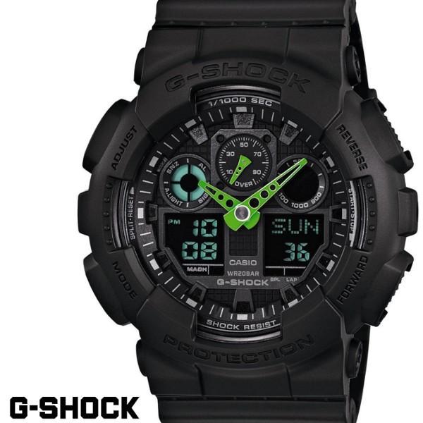 G-SHOCK CASIO 腕時計 メンズ GA-100C-1A3 デジア...