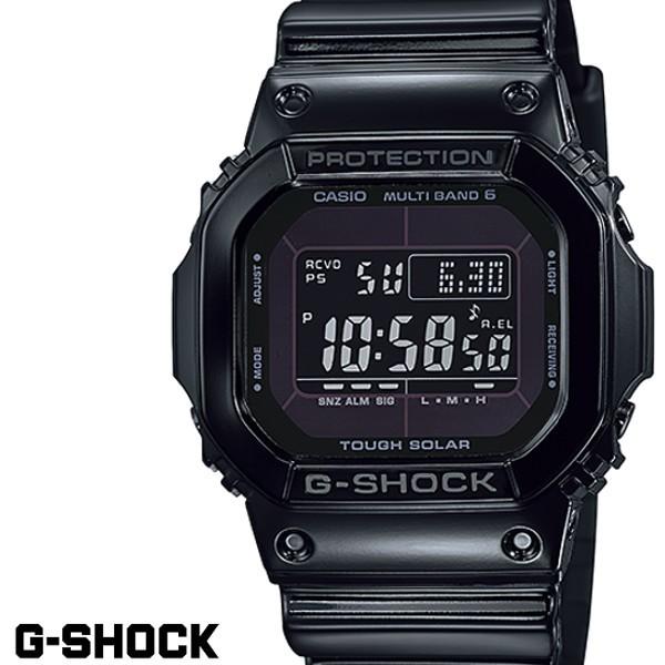G-SHOCK 電波ソーラー メンズ 腕時計 GW-M5610BB-...