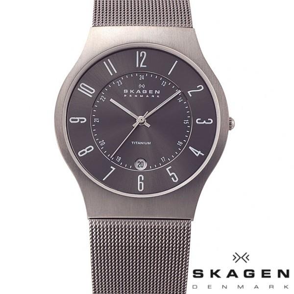 【SKAGEN スカーゲン】 233XLTTM 腕時計 メンズ ...