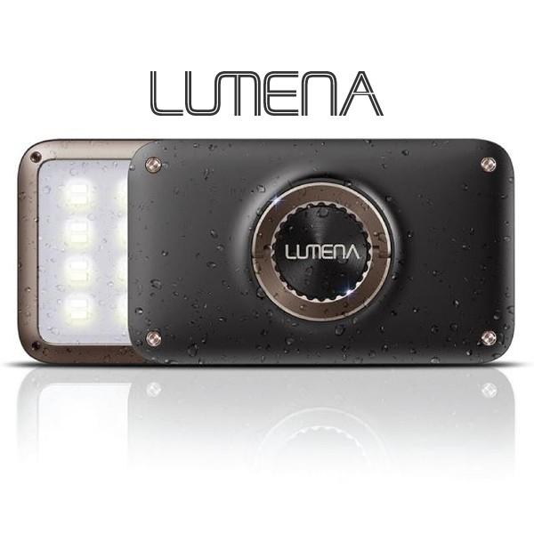 LUMENA2 ルーメナー2 ランタン ライト LED 防水 ...