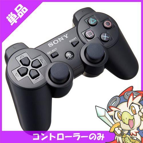 PS3 プレステ3 コントローラー ワイヤレス デュア...