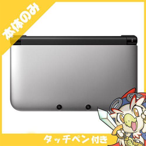 3DSLL ニンテンドー3DS LL シルバーXブラック 本...
