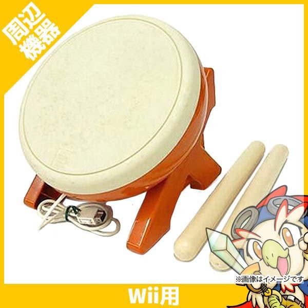 Wii 太鼓の達人 タタコン 太鼓とバチ 純正【中古...