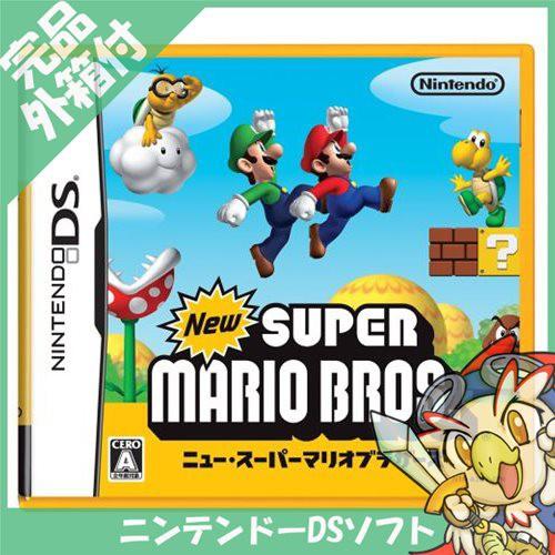 DS ニンテンドーDS New スーパーマリオブラザーズ...
